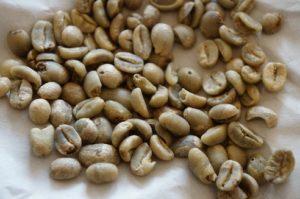 ルワンダ 生豆