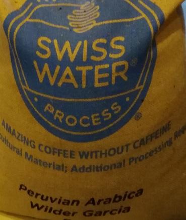 カフェインレスコーヒー