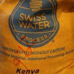 カフェインレス ケニア