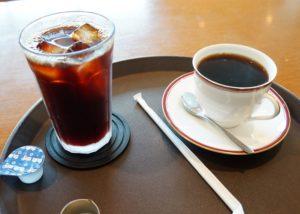 アイスコーヒーホットコーヒー